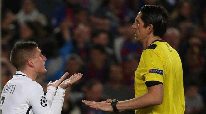 """Le Parisien: Айтекін сказав """"f*ck you"""" декільком гравцям ПСЖ у матчі з """"Барселоною"""""""