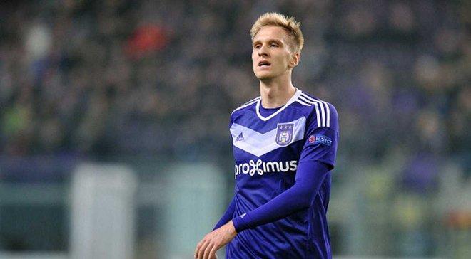 Теодорчик забил 20-й гол в чемпионате Бельгии