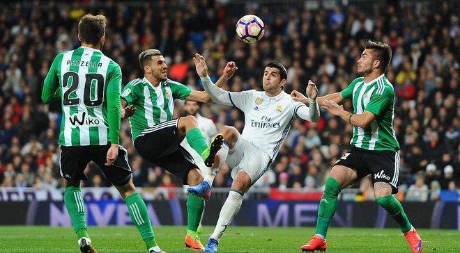 """Себальйос: Суддя визнав, що контакт був – він побоявся вилучити гравця """"Реала"""" на 20-й хвилині"""