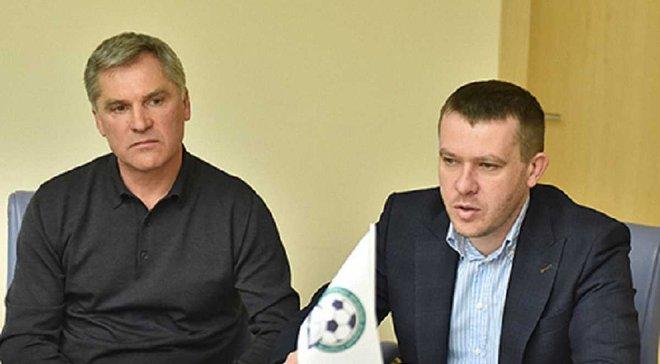 Анатолій Бузнік став головним тренером студентської збірної України