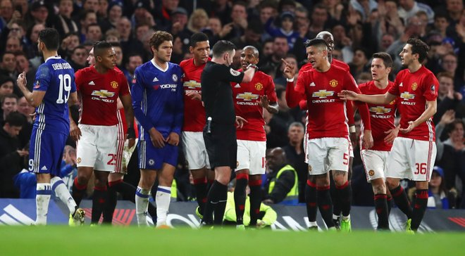 """""""Манчестер Юнайтед"""" не може перемогти """"Челсі"""" вже 12 матчів поспіль"""