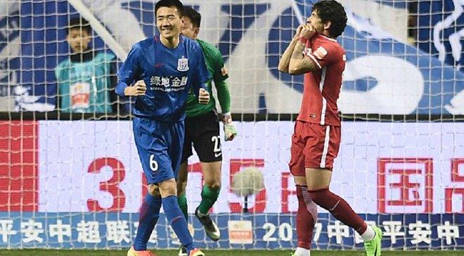Пато став жертвою насмішок з боку китайського гравця, не забивши пенальті