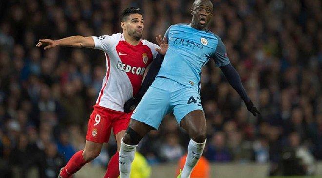 """Монако"" – ""Манчестер Сити"". Лига чемпионов, 1/8 финала. Анонс"