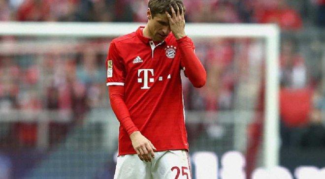"""Мюллер готов к переходу в """"Манчестер Юнайтед"""", – СМИ"""