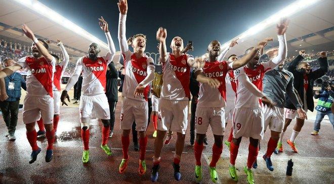 """""""Монако"""" – """"Манчестер Сити"""": историческое празднование монегасков в раздевалке, которое поднимает настроение"""