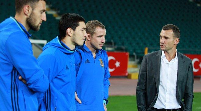 Топ-новости: Шевченко назвал окончательный список игроков на Хорватию, определились пары 1/4 финала Лиги чемпионов и Лиги Европы