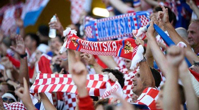 Хорватія – Україна: На матч продано вже 17 тисяч квитків