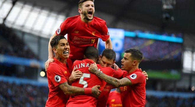 """""""Манчестер Сіті"""" – """"Ліверпуль"""" – 1:1. Відео голів та огляд матчу"""