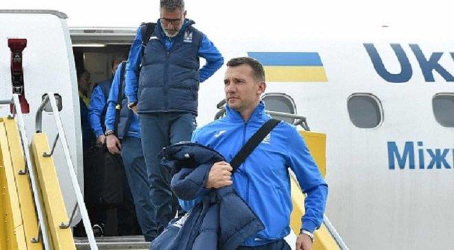 Шевченко: У матчі з Хорватією позитивний результат – це здобуті очки