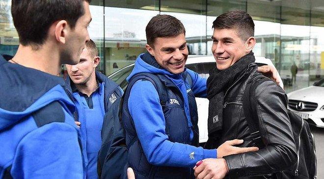 Малиновский: Шевченко объяснил мне и Матвиенко, как действовать в сборной Украины