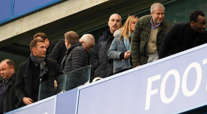 Forbes: Абрамович занял 7 место в списке самых богатых владельцев спортивных клубов, Берлускони – 13