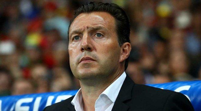 Вильмотс стал главным тренером сборной Кот-д'Ивуара