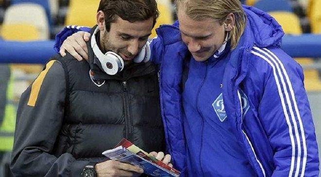 Символічна збірна хорватів, які виступали в чемпіонаті України