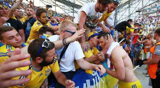 Хорватия – Украина: украинские фанаты посетят детский дом и сыграют с хорватскими болельщиками