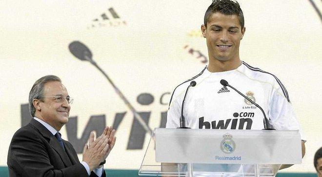 """Marca: Перес придбає гравця з розряду """"галактікос"""" перед виборами президента """"Реала"""""""