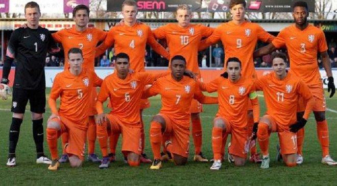 Еліт-раунд Євро-2017: Нідерланди U-19 перемогли Фінляндію