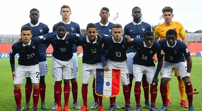 Австрия U-17 и Франция U-17 сыграли вничью в элит-раунде квалификации на Евро-2017