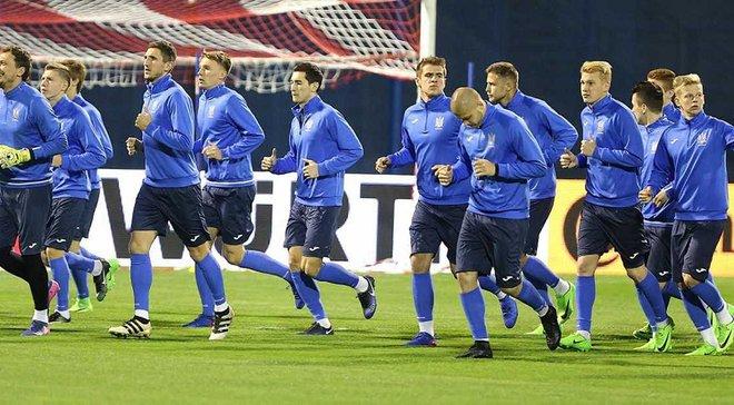 Хорватія – Україна: Маліновський пропустить матч через хворобу