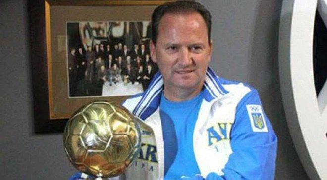 Бєланов запрошує зіграти на Belanov Football League з призовим фондом 250 тисяч гривень