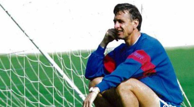 """""""Барселона"""" назовет новый стадион в честь Кройффа"""