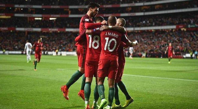 Відбір до ЧС-2018: Португалія розгромила Угорщину завдяки дублю Роналду