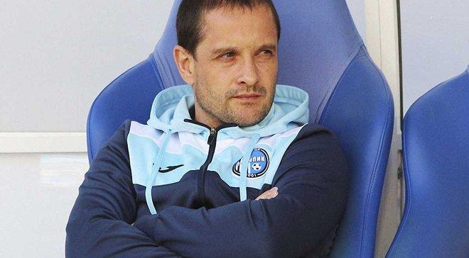 """Санжар: """"Карпаты"""" играют по нетипичной для украинского футбола схеме"""