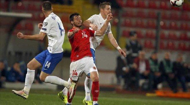 Мальта – Словаччина – 1:3. Відео голів та огляд матчу
