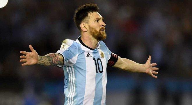 Месси получил 4-матчевую дисквалификацию от ФИФА