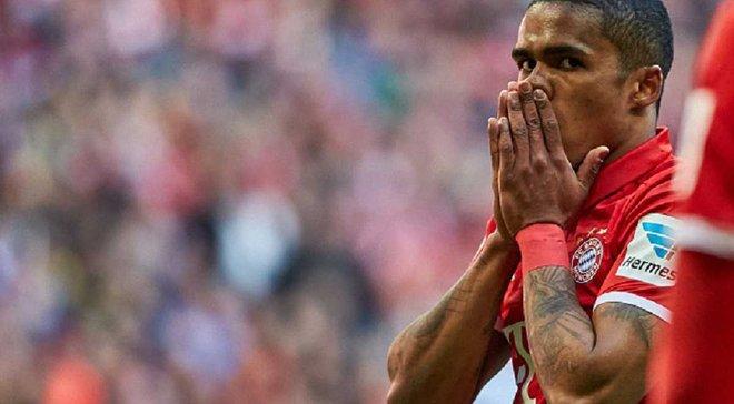 """Дуглас Коста відновився від травми і готовий зіграти проти """"Реала"""""""