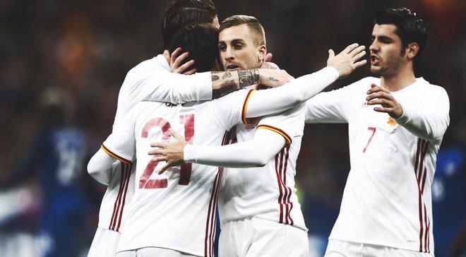 Франція – Іспанія: гол Деулофеу зарахували за 40 секунд після відеоповтору
