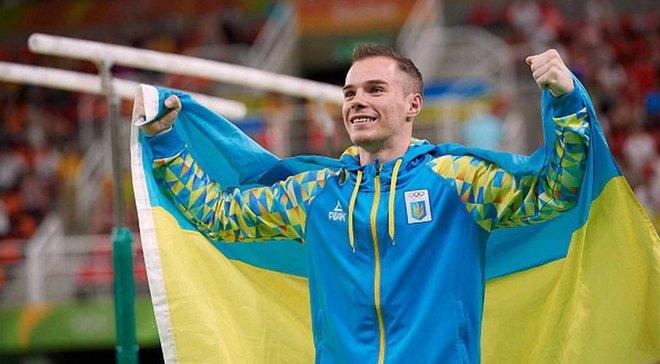 Шевчук поразил олимпийского чемпиона Верняева своей формой в спортивной гимнастике