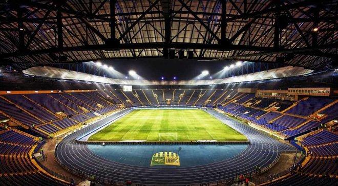 """На стадіоні """"Металіст"""" буде розгорнуто величезний прапор України"""