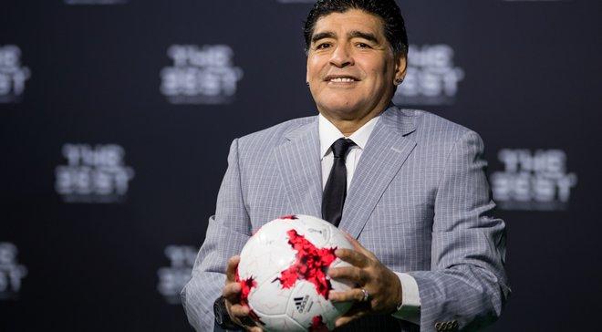Марадона подаст в суд на производителей игры PES