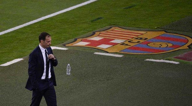 """MD: """"Барселона"""" запрошує Аллегрі на посаду головного тренера"""