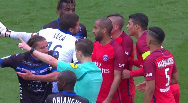 Верратті забив скандальний гол за ПСЖ, коли воротар допомагав травмованому Матюїді
