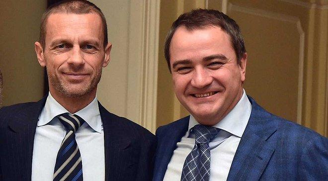 Андрія Павелка запропонували на посаду члена Дисциплінарного комітету ФІФА