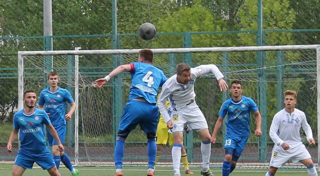 Игроки Олимпика U-21 подозреваются в участии в договорном матче против Динамо U-21