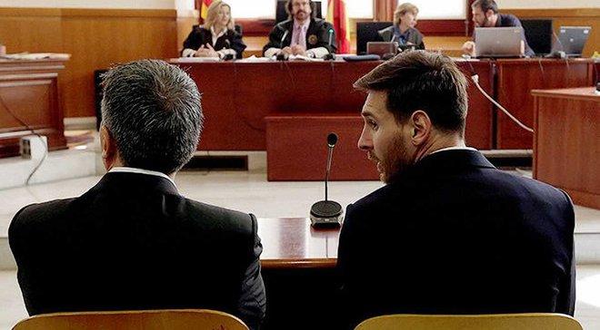 Верховний суд Іспанії пом'якшив покарання для батька Мессі