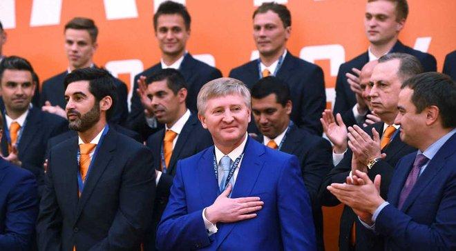 Ахметов: Шахтар може продавати гравців, але дуже дорого, нам потрібні гроші