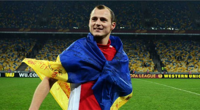 Зозуля відвідає останній матч Дніпра в Прем'єр-лізі