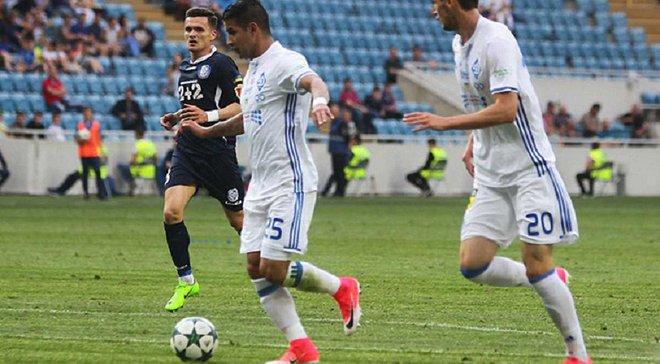 Чорноморець поступився Динамо та не потрапив у Лігу Європи