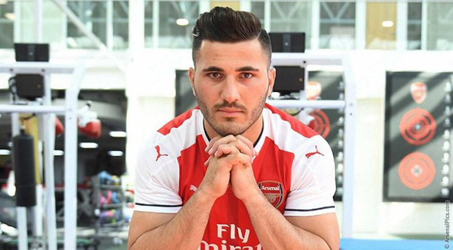 Колашинац офіційно став гравцем Арсенала