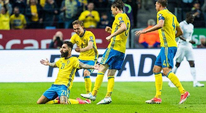 Швеция вырвала победу в Франции на последних секундах