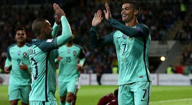 Латвія – Португалія – 0:3. Відео голів та огляд матчу