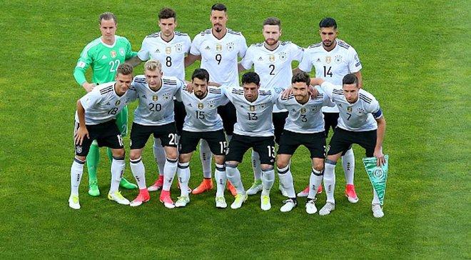 Отбор к ЧМ-2018: Черногория разгромила Армению, Германия поиздевалась над Сан-Марино