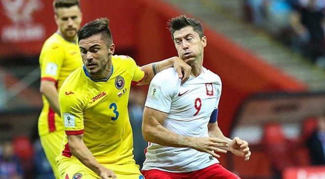 Польша – Румыния – 3:1. Видео голов и обзор матча