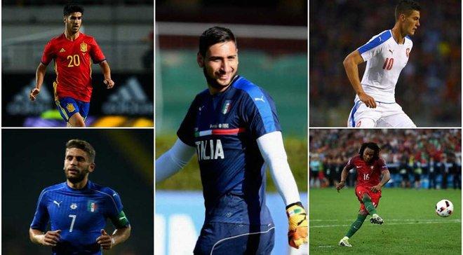 16 топових зірок молодіжного Євро-2017 – за ким стежити на ярмарку талантів, оціненому в 1 мільярд євро