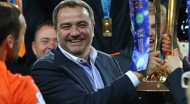 Андрій Павелко переобраний президентом ФФУ