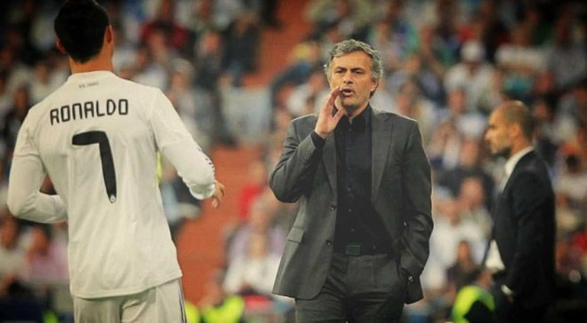 Моуринью выступил против перехода Роналду в Манчестер Юнайтед, – Marca