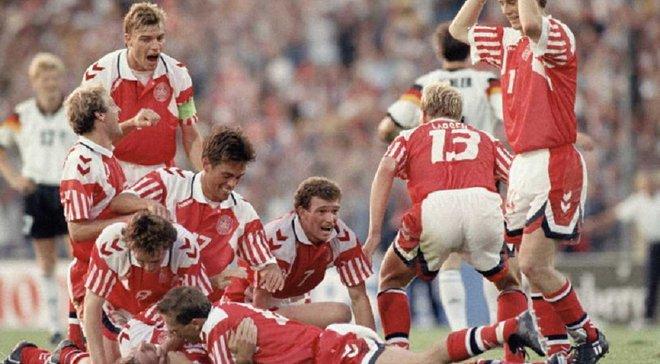 Дания - Германия, финал Евро-1992. Чудо, которое заставило влюбиться в футбол миллионы